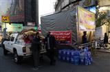 جمعآوری کمکهای مردمی برای آسیبدیدگان زلزله کرمانشاه