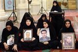 مراسم بزرگداشت شهدای حادثه تروریستی مجلس