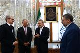 دیدار رئیس مجلس با رئیس کمیسیون سیاستخارجی مجلس اتریش