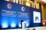یازدهمین مجمع عمومی مجالس آسیایی - استانبول