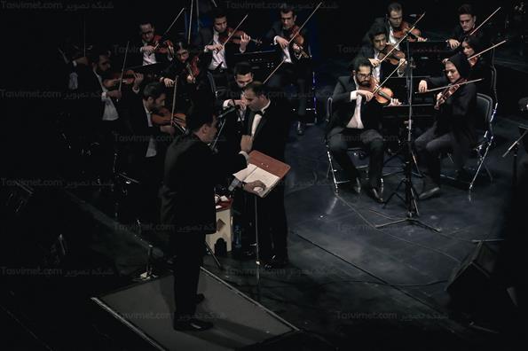 کنسرت ارکستر چکاوک