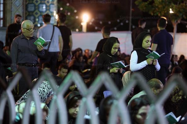 احیای شب نوزدهم ماه مبارک رمضان