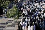 اقامه نماز عید فطر در تهران