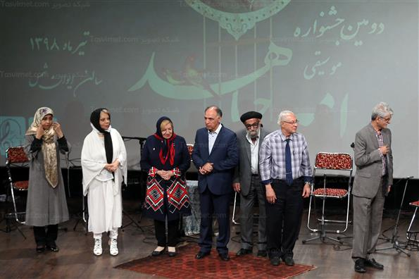 جشنواره موسیقی امیرجاهد
