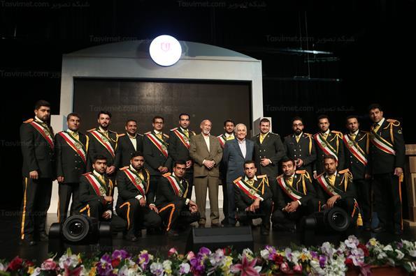 اختتامیه جشنواره ملی ترنم فتح