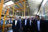 بازدید لاریجانی از منطقه ویژه اقتصادی سلفچگان قم