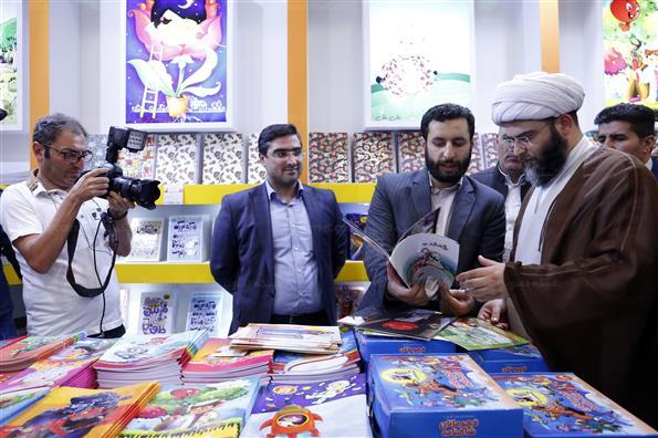 افتتاح هفتمین نمایشگاه نوشت افزار ایرانی