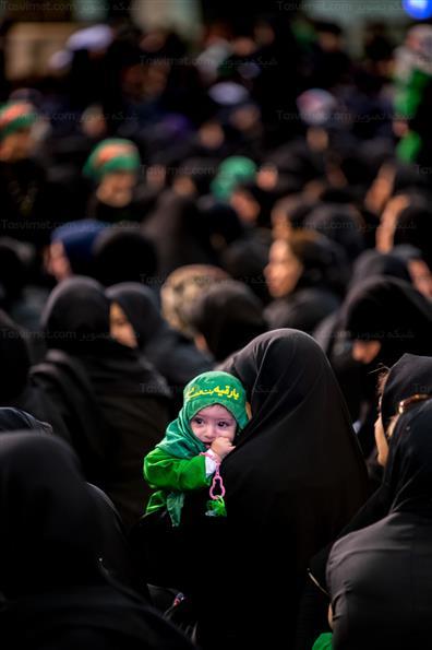 گردهمایی شیرخوارگان حسینی