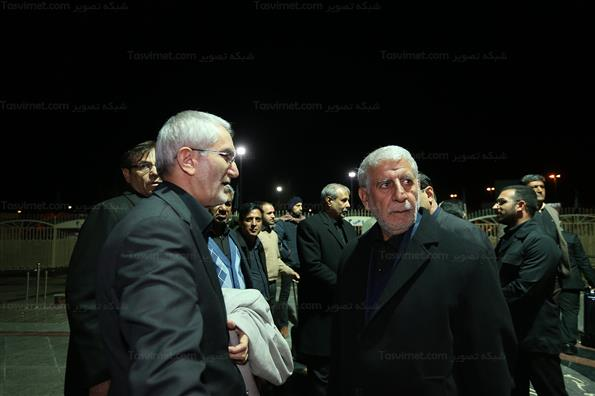 ورود نمایندگان مجلس به کرمان برای شرکت در مراسم تشییع پیکر سردار قاسم سلیمانی