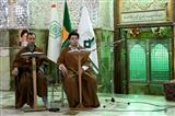 مراسم قرائت جزءخوانی قرآن کریم در امامزاده صالح