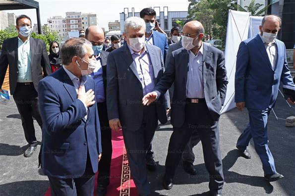 افتتاح مرکز نوآوری رسانههای صوت و تصویر