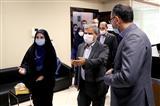 بازدید سخنگوی وزارت بهداشت از سامانه پاسخگویی 4030