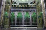 گزارش تصویری از حرم حضرت عبدالعظیم به مناسبت ولادت ایشان