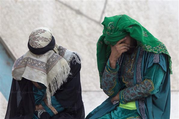 اجرای تعزیه حضرت رقیه در برج آزادی تهران