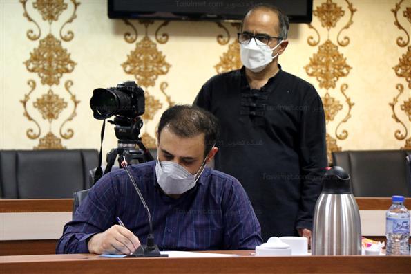 نشست خبری سوگواره عکس آئینی اربعین ۱۴۰۰