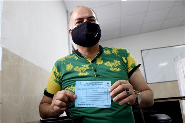 افتتاح مرکز واکسیناسیون پلیس پایتخت