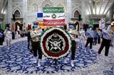 تجدید میثاق سازمان عقیدتی سیاسی ارتش با آرمان های امام(ره)