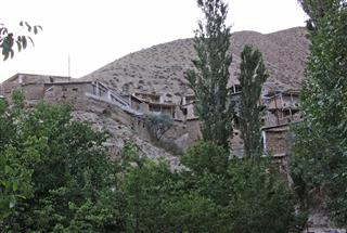 فائزه, طبیعت روستای رامه
