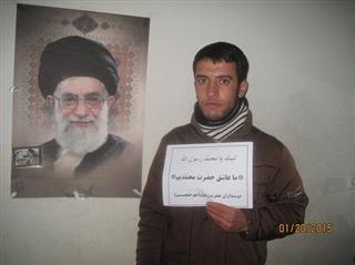 حسین آقامحمدی, کمپین عاشقان حضرت محمد(ص)شهرخنجین