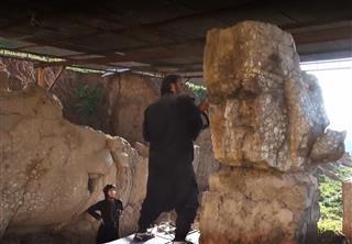 محمد حسین بک جاجرمی, تخریب آثار باستانی شهر موصل به دست گروه دولت اسلامی!!!