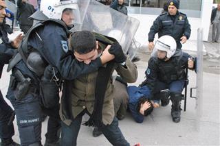 زهرا محمدی , تظاهرات