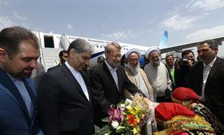 امیرحسین حجازی کیا, سفر علی لاریجانی به تبریز